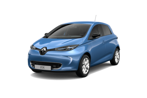 Renault ZOE LIMITED#2 R110 B-Rent